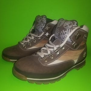 TIMBERLAND EURO HIKER MENS SIZE 9